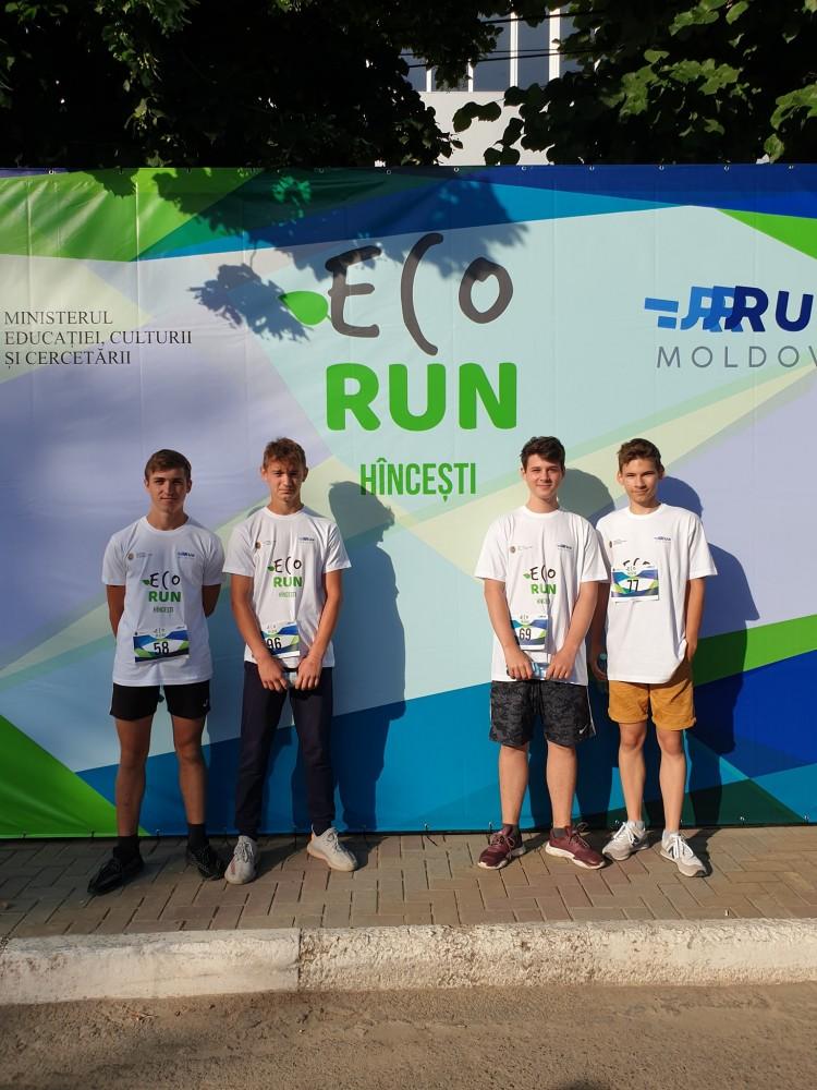 Maratonul Eco Run Hîncesti.