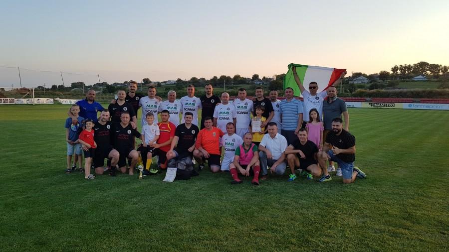 Turneul diasporei în memoria antrenorului Scripnic Victor